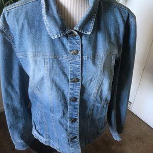 A.M.I.~ Denim Jacket Size XLarge